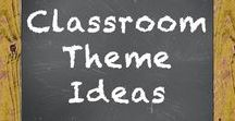 Classroom Decorating Theme Ideas / This is a board for sharing Teaching Ideas and TpT products. The Rules are Simple:  Add pins that relate to the boards theme/title. This board is for photos of classrooms, the school library, etc... to be used for ideas. You can also include products that have a classroom theme.  Please do not pin the same pin on the same day.  I love long pins! Short pins!  I think it adds character to the board!  Advertisements for sales, blog hops, etc... are not welcome. Thank you and enjoy the board!