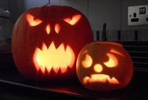 Halloween Pumpkin Competition / Spooky entries to the Mountain Warehouse Halloween Pumpkin Carving Competition 2014!