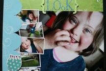 Scrapbook Layouts - made-by-imme.de / Scrapbooking Layouts