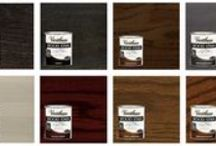 Stain Colors / Wood Stains - Color Swatches  Hardwood Floor Stains for staining various types of wood flooring.