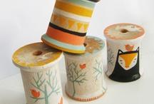 craft & sewing stuff / by Jennifer Parrish