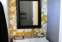 Bathroom styles / by Jennifer Craw
