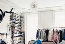 Closets / Closets, dream closets, beautiful closets, dressing rooms, organization