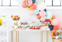 Soiree / Entertaining, party decor, event planning, parties!