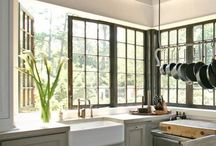 Kitchens/Dining Rooms / by Midori Dobson
