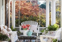 Outdoor Spaces / by Darlene Day