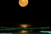 sol, luna y estrellas / by Amy :)