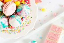 Sweet Treats / Cakes, pies, cookies, pastries, brownies, ice cream, cheesecake, donuts.  True love.