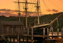 Bring Your Camera / Winter, spring, summer and fall... we promise stunning views no matter what season you visit! / by Mystic Seaport