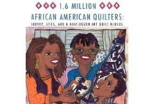 African American Quilt Books / Explore African American Quilting through books!