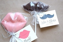 Gifts and Wedding favours / by juliadrums