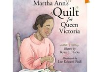 Children's Books with Quilting Theme / Quilting in picture books