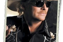 ALAN JACKSON and more country singers