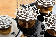 Happy Halloween... / Sweet things to make and share at Halloween. / by Linda Aarhus