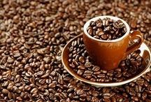 Coffee Time Again... / Images of coffee and coffee things / by Linda Aarhus