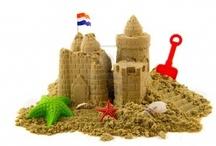 Castles of Sand... / Sand castles / by Linda Aarhus