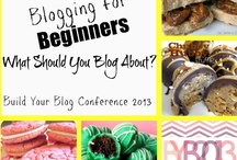 Blogging / by Peg Anderson