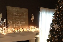 Its beginning to look a lot like Christmas / by Allison Brendel