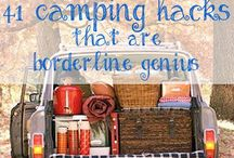 Camping / by Andrea Lucero-Watje