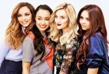 Little Mix / Dedicated to the gorgeous Jesy Nelson, beautiful Perrie Edwards, amazing Leigh-Anne Pinnock, and  adorable Jade Thirlwall! / by One Direction