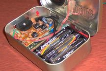 Altoids Tin: 25 New Uses, Reuses / Fun ways to reuse Altoids tins!