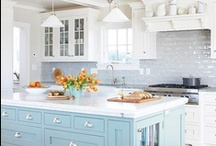 Cheery Tree Kitchen / Sweet and efficient ideas for Kitchens, Dining, and Dining Nooks
