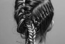 Twists and Braids / Morph hair inspiration for all things braided and twisted.