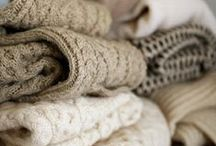 Sunbride's Treasury - Napmátka gyűjtés / színek - formák - felületek - kötés és horgolás - colours - shapings - textures - knitting and crochet inspirations