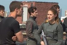 DIVERGENT Four Ever / Everything I love about books, I live my life in these worlds, inside my head , total fantasist !