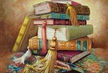 For the love of books / Fantasy Books, my guilty pleasure, blame it on my Pisces nature !