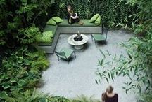 Home: Outdoor Spaces / by Lissa Cole