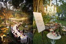 Wedding Ceremony & Reception / by Midori Dobson