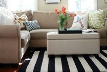 Living/Family Rooms / by Midori Dobson