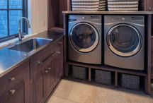 Laundry & Mud Rooms / by Midori Dobson