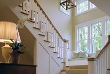 Entryways, Hallways & Stairs / by Midori Dobson