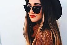 Fashion Forward / So you've got perfect skin - but the perfect outfit will complete your look! Here are hottest fashion trends, tips, and looks.