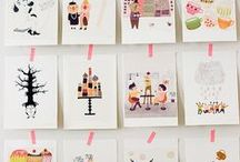 Paperie / Wedding invitations, birth announcements, cards, party invitations, thank you cards, holiday cards.  Everything paper.
