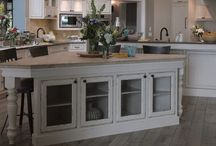 A Cookless Kitchen / Just because the house must have a kitchen does NOT mean the kitchen must have a cook. / by Amanda J