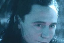 Loki / Tom Hiddleston  AKA Loki
