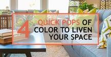 How To....Design Tips / Here is a collection of some of the best Decorating and Home Decor DIY design tips.
