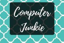 Computer Junkie / Learning about computers is so fun! This is some things that I'd like to learn about computers.