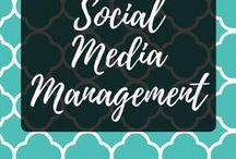 Social Media Management / Social Media Management can get tricky.