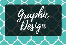 Graphic Design Inspiration / Tips / Graphic Design is one of my favorite things to do!