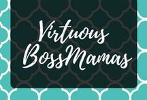 Virtuous BossMamas Community / This is a board for those that are apart of the Virtuous BossMama Community to come together and support each other over Pinterest. Members of the Facebook group only! If you'd like to be apart of this board, please join: www.facebook.com/groups/virtuousbossmamas! Another thing, members, pin your content only.   <3 Kayla (Owner of Virtuous Mama www.virtuousmama.org)