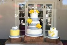 Wedding Cakes / by A Sweet Design Cakes & Cupcakes, Inc