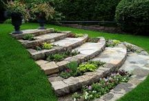 Gardening and Designs / some ideas / by Bonnie Grawbarger Boucher