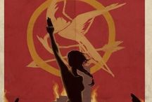 Hunger Games / by Elizabeth Bowyer