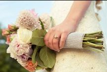 PCF Weddings - Bridal Bouquets / http://www.pcfweddings.com / by Port Charlotte Florist