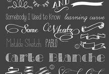 i love fonts
