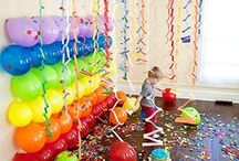 Party Ideas / by Sarah Mathewes